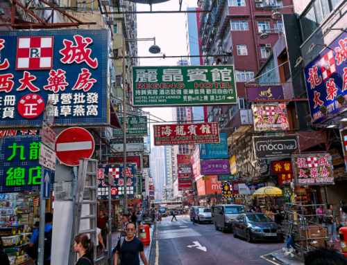 Ladies Market in Mongkok